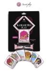 Jeu Kamasutra Play - Le jeu incontournable pour découvrir le Kamasutra en confiant au hasard le choix des positions.