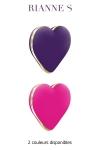 Stimulateur Heart Vibe - Un petit coeur vibrant pour la faire fondre de plaisir! par Rianne S.