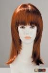 Perruque Salomé - Perruque aspect cheveux naturels, à la coupe effilée volumineuse très féminine.